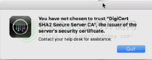 Mac显示