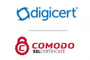 Comodo和DigiCert