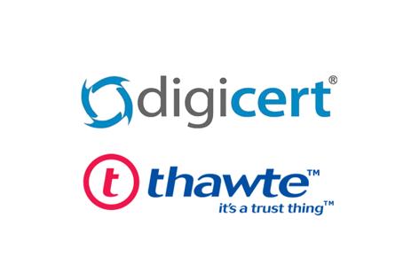 DigiCert和Thawte